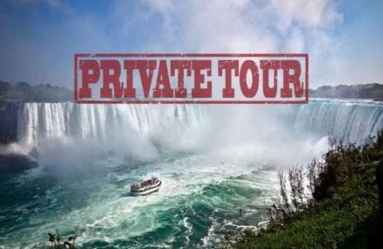 Private Niagara Falls Day Tour
