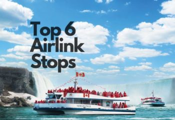 Top 6 Airlink Attractions niagara falls bus tour